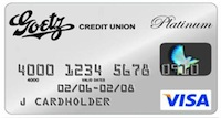 Goetz Visa Credit Card